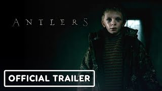 Antlers - Official Trailer (2020) Guillermo del Toro