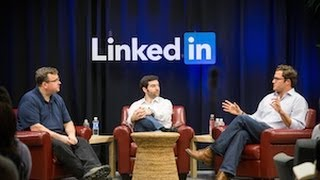 LinkedIn Speaker Series: Jeff Weiner, Reid Hoffman and Ben Casnocha thumbnail