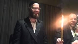 Yoely Lebovits Pester Rebbe Havdola in Manchester