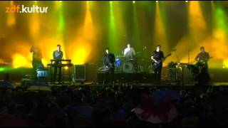 White Lies - 02 - Strangers (MELT! 2011)