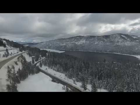 donner-lake-and-i-80-quick-aerial-shots-thur-1-26-17