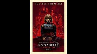 فيلم annabelle comes home مترجم