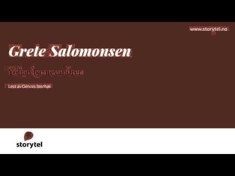 Lydbok  Grete Salomonsen: Yohan barnevandrer  Lest av Dennis Storhøi
