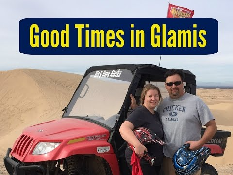 RVing the Glamis Dunes: Riding, GeoCaching & Fishing [North American Road Trip #83]