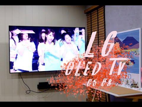 รีวิว LG OLED TV รุ่น B8 65 นิ้ว อยากได้มากกกกกก - วันที่ 02 Aug 2018
