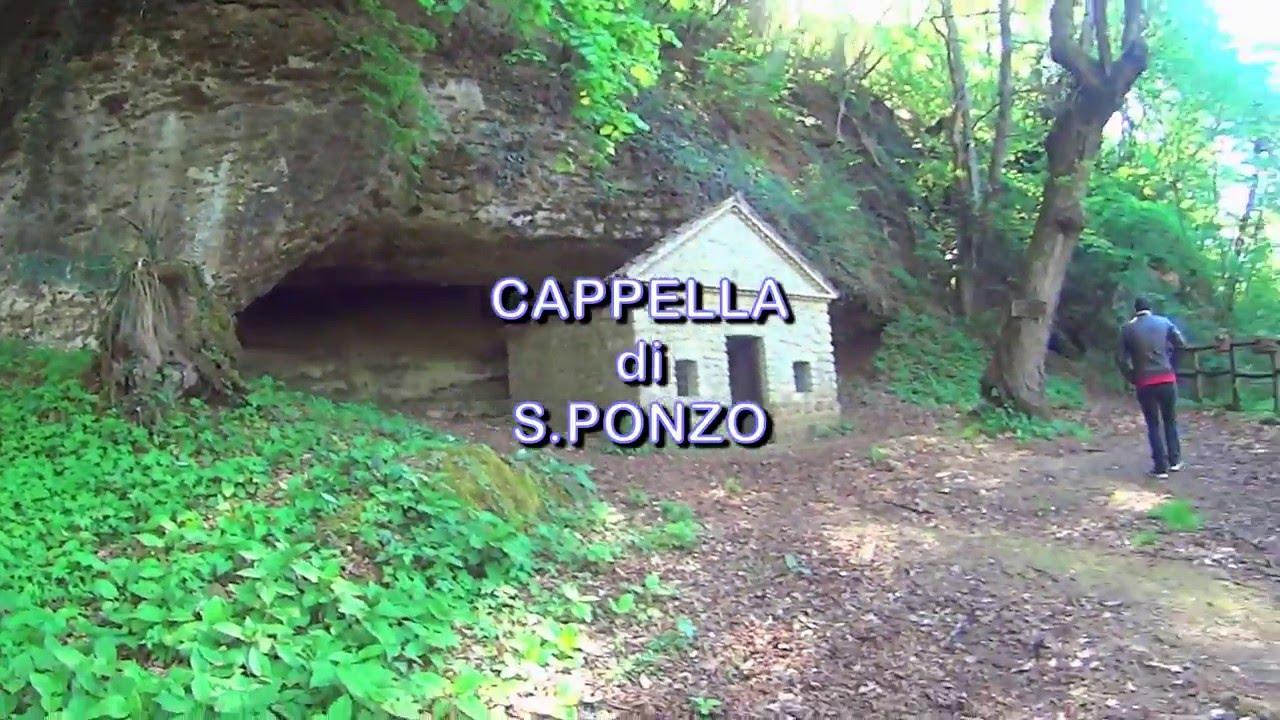Borgo San Ponzo.Le Grotte E Il Borgo Di San Ponzo Enduro Stradale Youtube