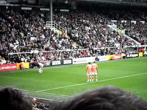Bobby Zamora Goal for Fulham