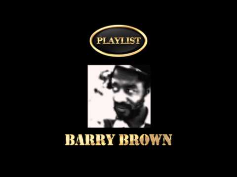 Barry Brown - Blessed Dub