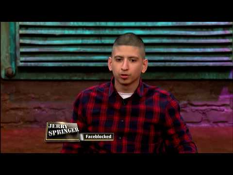 Sidechick on Speed Dial (The Jerry Springer Show)