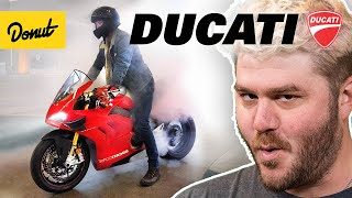 DUCATI - Everything You Need to Know | Up to Speed