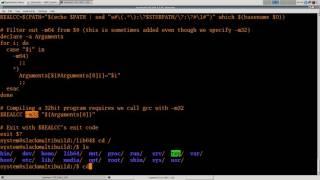 Slackware in depth  #3 -- multilib