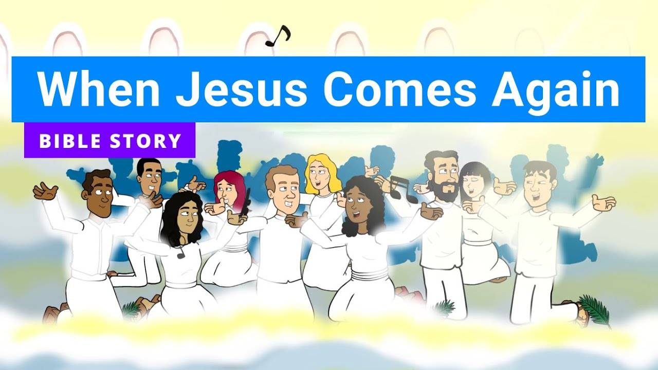 """Download Primary Year A Quarter 4 Episode 14: """"When Jesus Comes Again"""""""