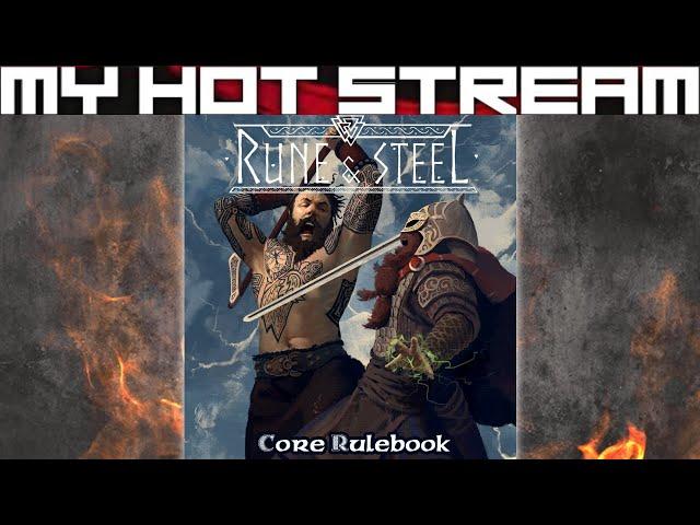 Rune & Steel TTRPG - A Closed Beta Review