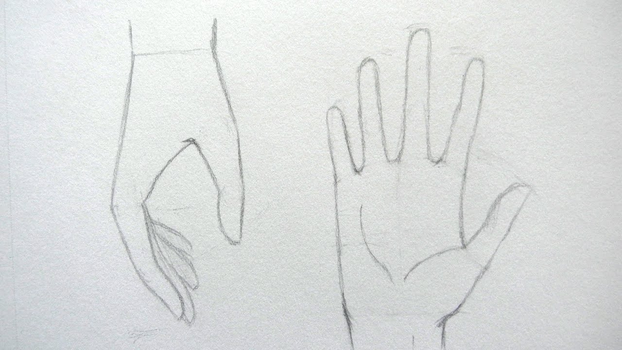 How To Draw Manga: Hands