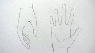 How Draw Hands