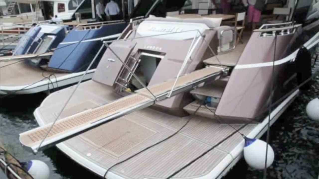 Monte Carlo Yachts 70 From Motor Boat Amp Yachting YouTube
