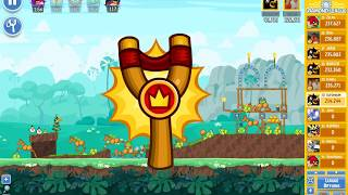 Angry Birds Friends tournament, week 302/1, level 2