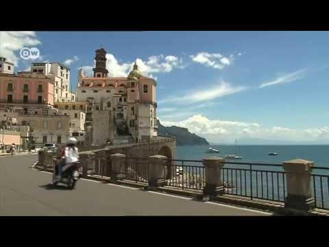 Włoskie wybrzeże Amalfi. Raj o smaku cytryn