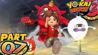 Yo-Kai Watch 2 Bony Spirits and Fleshy Souls - Part 7 - Its Terror Time Again