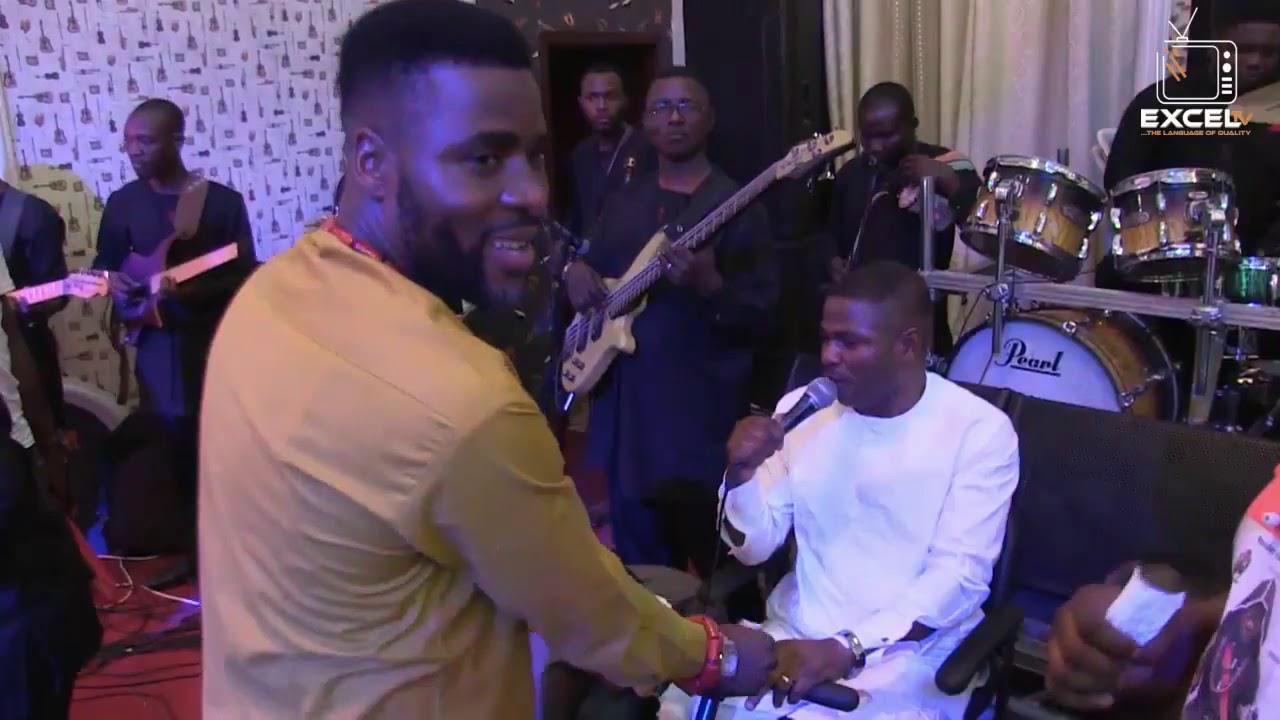 Download Royal Blessing Series 2   Ayefele set the stage on bliss as Yorubahood Stars gloom along Ibrahim Cha