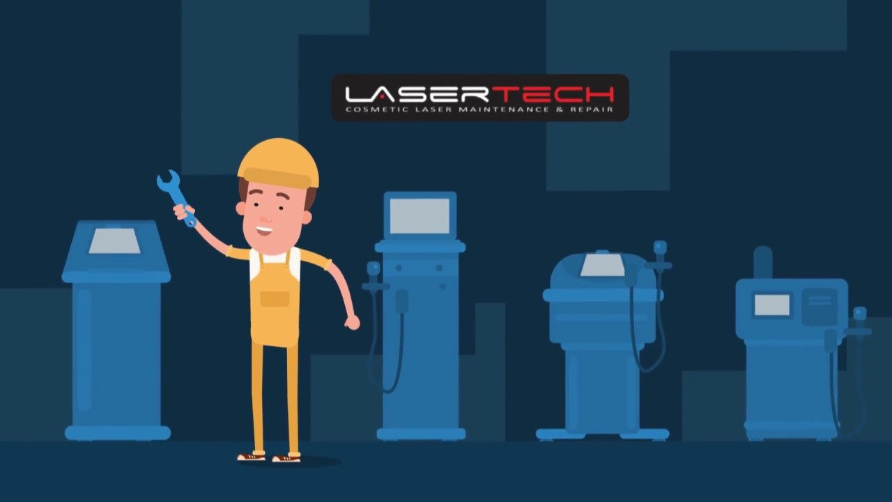 Laser Tech - Cosmetic Laser Repair and Sales