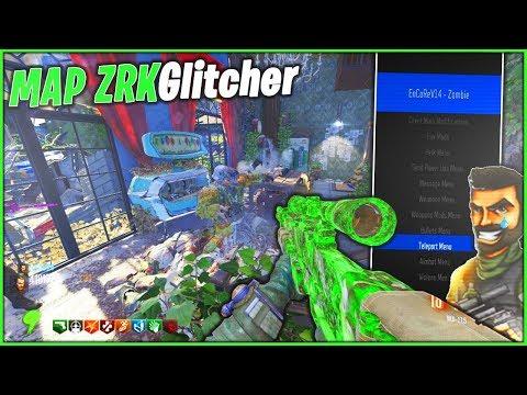 J'AI CHEATÉ SUR LA MAP DE ZRKGlitcher SA TOURNE MAL - Mod menu black ops 3