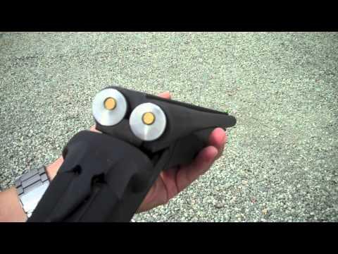 ShortLane 12 gauge to .22LR shotgun adapter