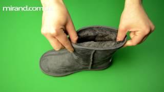 Женские сапоги UGG Classic Short (обзор) УГГ Классик Шот