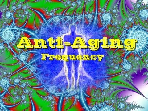 Anti-Aging Frequency - DHEA DNA Slow aging regeneration repair healing