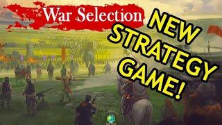 Играем в War Selection. Лучшие стратегии на ПК 2020