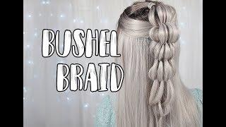 Bushel braid - warkocz jak kiść bananów!