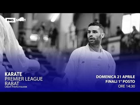 Karate 1 - Premier League Rabat - finali 1° posto