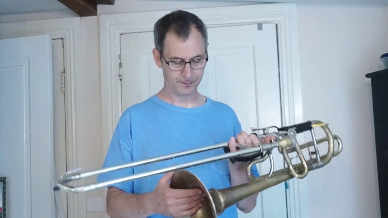 Mini-Bass bone demo - TromboneChat