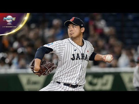 HIGHLIGHTS: Mexico V Japan - WBSC Premier12 2019