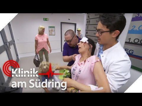 Diese Frau leidet aus tragischem Grund an  Sprechdurchfall | Klinik am Südring | SAT.1 TV