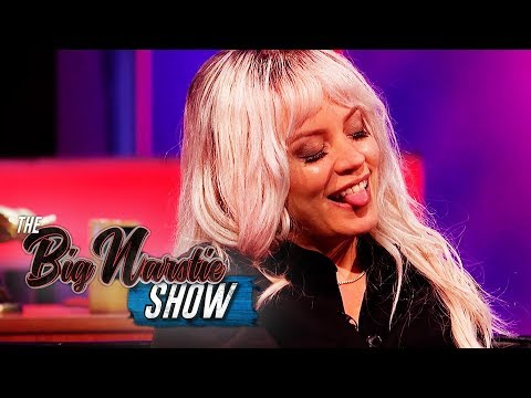 Lily Allen On Joining The Mile High Club With Liam Gallagher   The Big Narstie Show