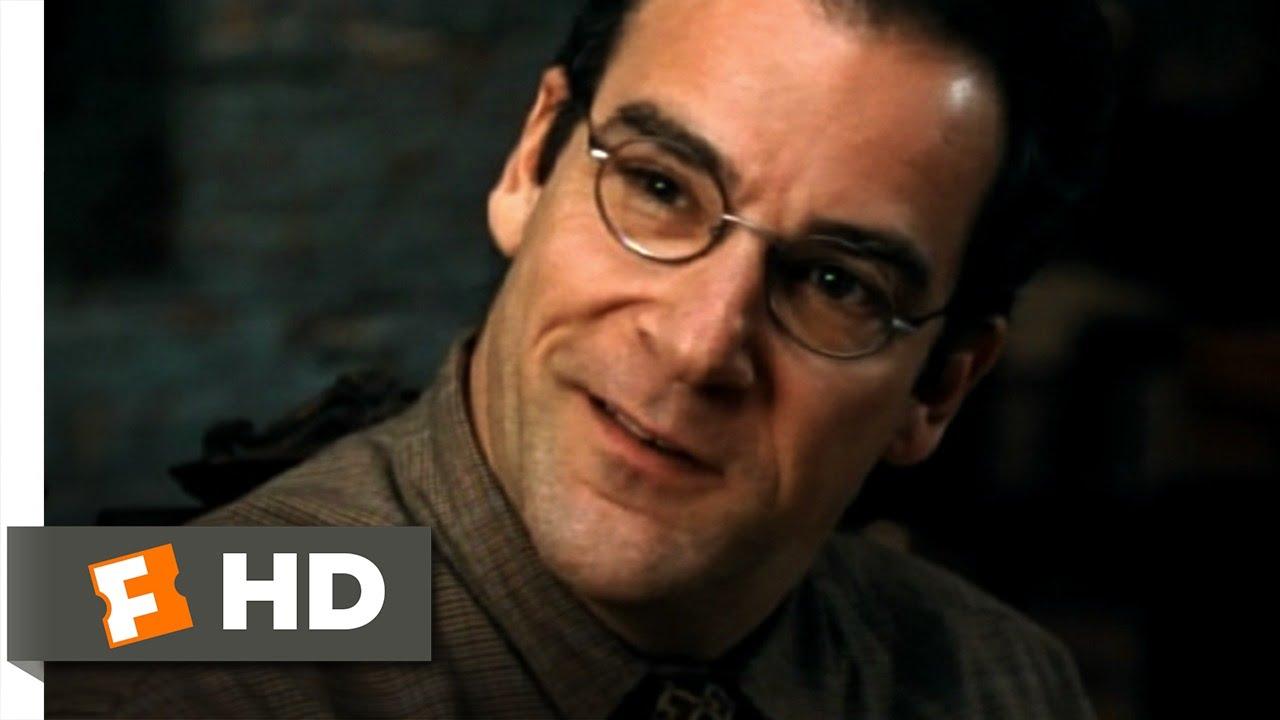 Lulu on the Bridge (3/9) Movie CLIP - A Huge Turd (1998) HD