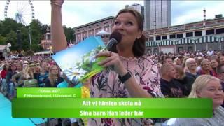 Allsång Per och Linus – Pärleporten och Ovan där - Lotta på Liseberg (TV4)