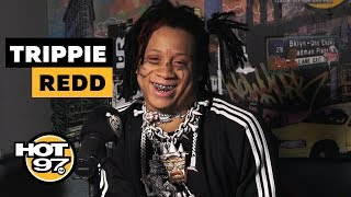 Trippie Redd On Radio vs Streaming, His Special Lady, + Shares XXXTentacion Stories
