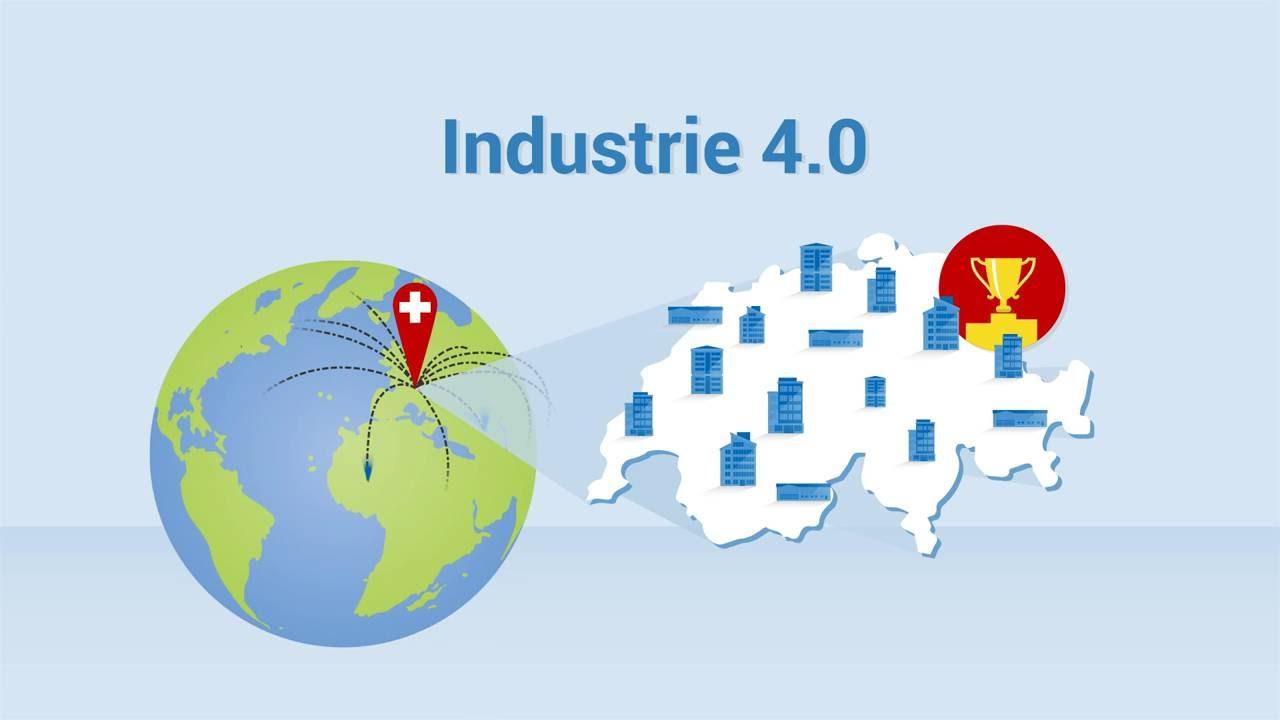 industrie 40 erklrt - Industrie 40 Beispiele