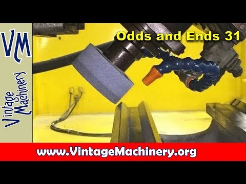 Odds and Ends 31:  ArnFest 2015, Lathe Bed Grinding and Swap Meet