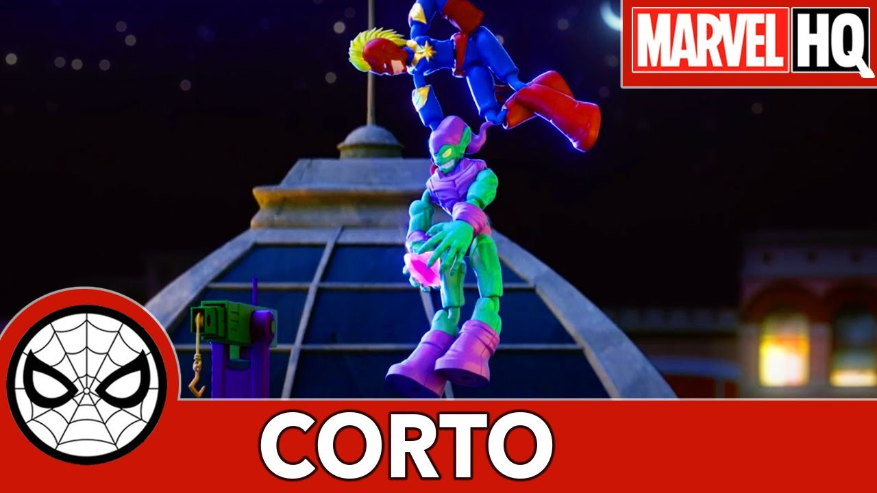 Hasbro - Marvel | Bend & Flex | La Curva de la Guardia