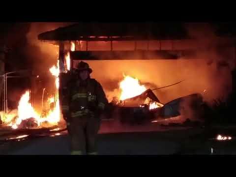 Fire in Paulsboro N.J. - 11/26/17