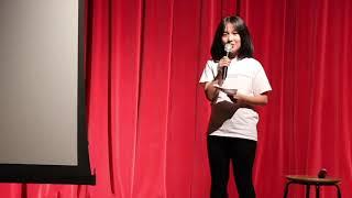 Time for Yourself | Helen (Heyi) Han | TEDxKids@HartwoodElementary
