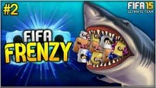 FIFA FRENZY!! #2 - FIFA 15 ULTIMATE TEAM!!