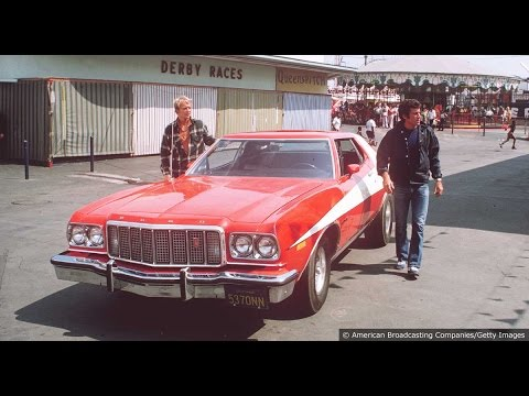Starsky And Hutch Car Chase Montage