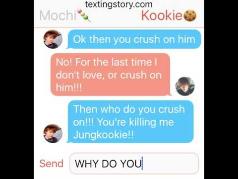 Confession? - Jikook (BTS Text Story)