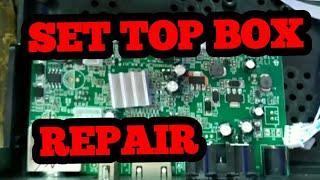REPAIR MPEG4 CHINA SET TOP BOX FREE TO AIR