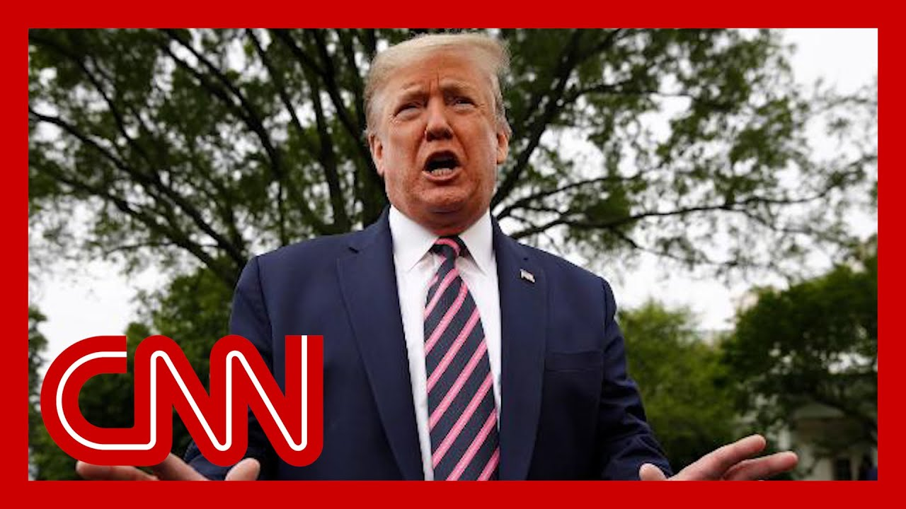 President Donald Trump downplays models projecting Covid-19 death increases