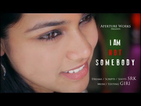 Tamil Short Film - I Am Not Somebody - A...